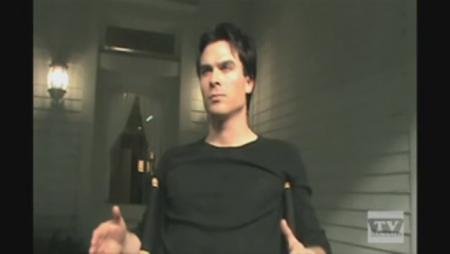 Ian Somerhalder Speaks to TV Fanatic