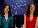 Jane By Design Stars Talk to TV Fanatic