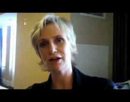 Jane Lynch Speaks on Glee Guest Stars
