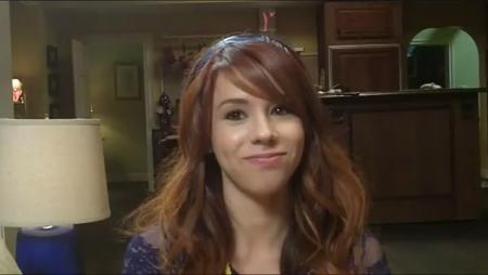 Jillian Rose Reed Interview