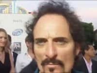 Kim Coates Red Carpet Interview