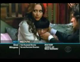 "The Ghost Whisperer Promo: ""Lethal Combination"""