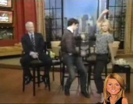 Michael Urie Interview on Kelly Ripa