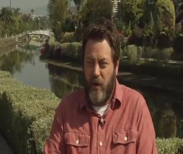 Nick Offerman Interview