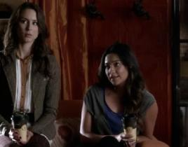 Pretty Little Liars Clip: Trusting Mona?