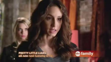 "Pretty Little Liars Promo: ""Out of Sight, Out of Mind"""