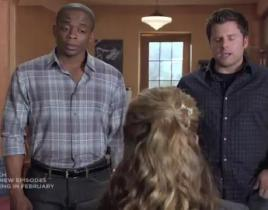 Psych February Return Promo