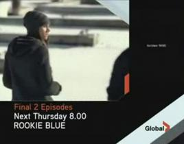 Rookie Blue Season 2 Finale Promo