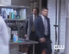 "Supernatural Clip: ""Party On, Garth"""