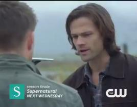 Supernatural Season Finale Promo & Clip: A Collision with The Demon King