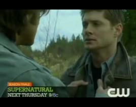 Supernatural Season Finale Trailer: The End is Now
