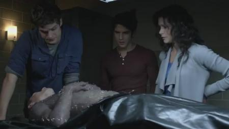 Teen Wolf Clip: Zip It!