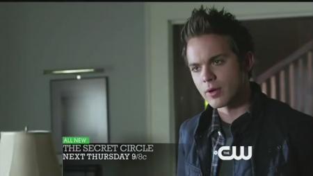 "The Secret Circle Promo: ""Return"""