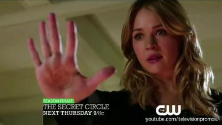 The Secret Circle Season Finale Preview & Sneak Peek: Saving Faye