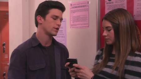 The Secret Life of the American Teenager Clip - Ricky Apologizes
