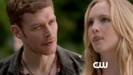 The Vampire Diaries Clip: A Date for Klaus