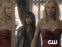 The Vampire Diaries Clip: Caroline vs. Elena
