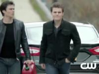 The Vampire Diaries Clip: Fill 'er Up!