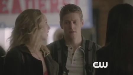 The Vampire Diaries Clip: Sign Me Up!