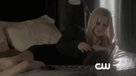 The Vampire Diaries Clip: Talking Teams
