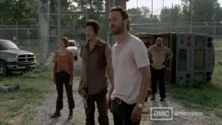 The Walking Dead S03E04 Killer Within
