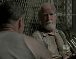 The Walking Dead Clip: Musings from Merle