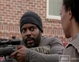 The Walking Dead Clip: Target Shooting