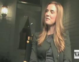 TV Fanatic Interview With Sara Canning - Part I