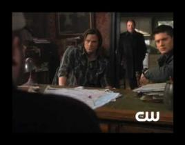 Bobby Sells Soul, French Kisses Crowley: Supernatural Sneak Peek