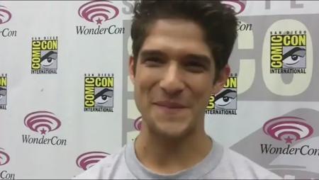 Tyler Posey WonderCon Interview
