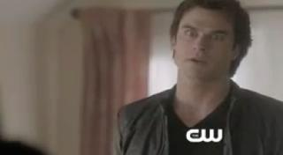 Vampire Diaries Clip: Dirty Dancing Talk
