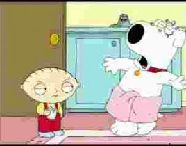 Vote Family Guy for Best Comedy... or Else!